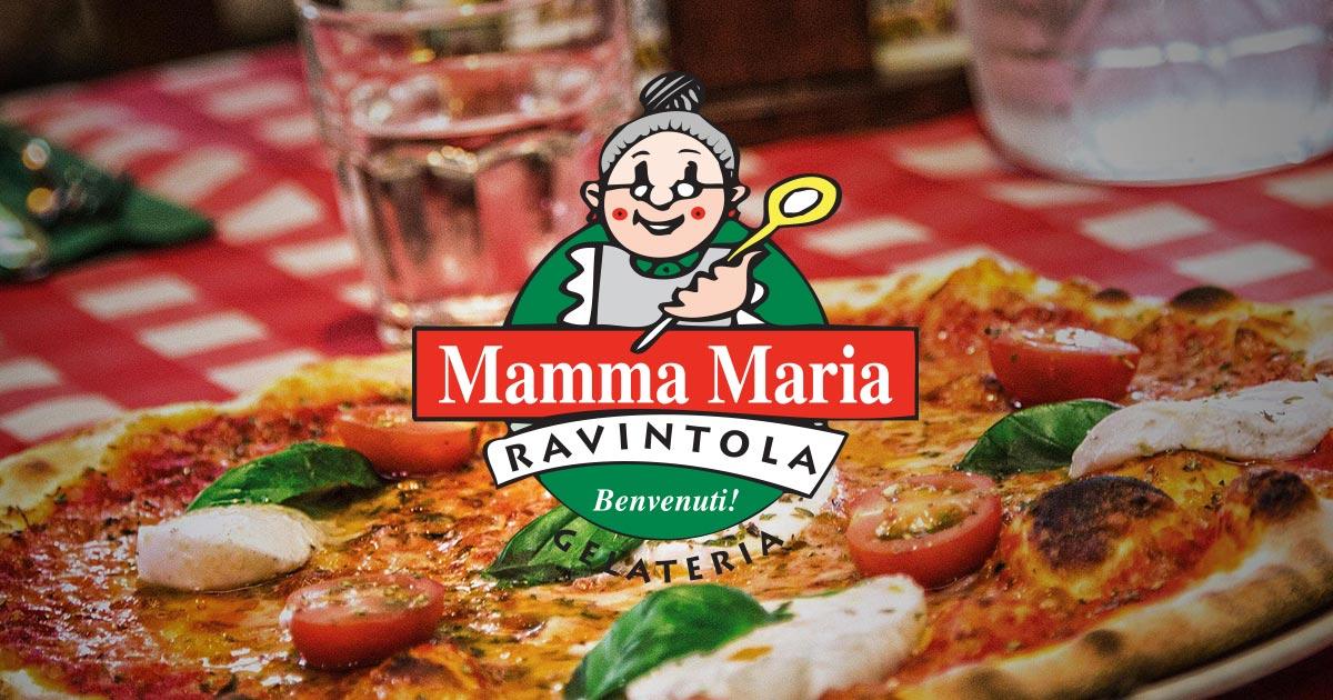 mamma mia pizzeria oulunkylä